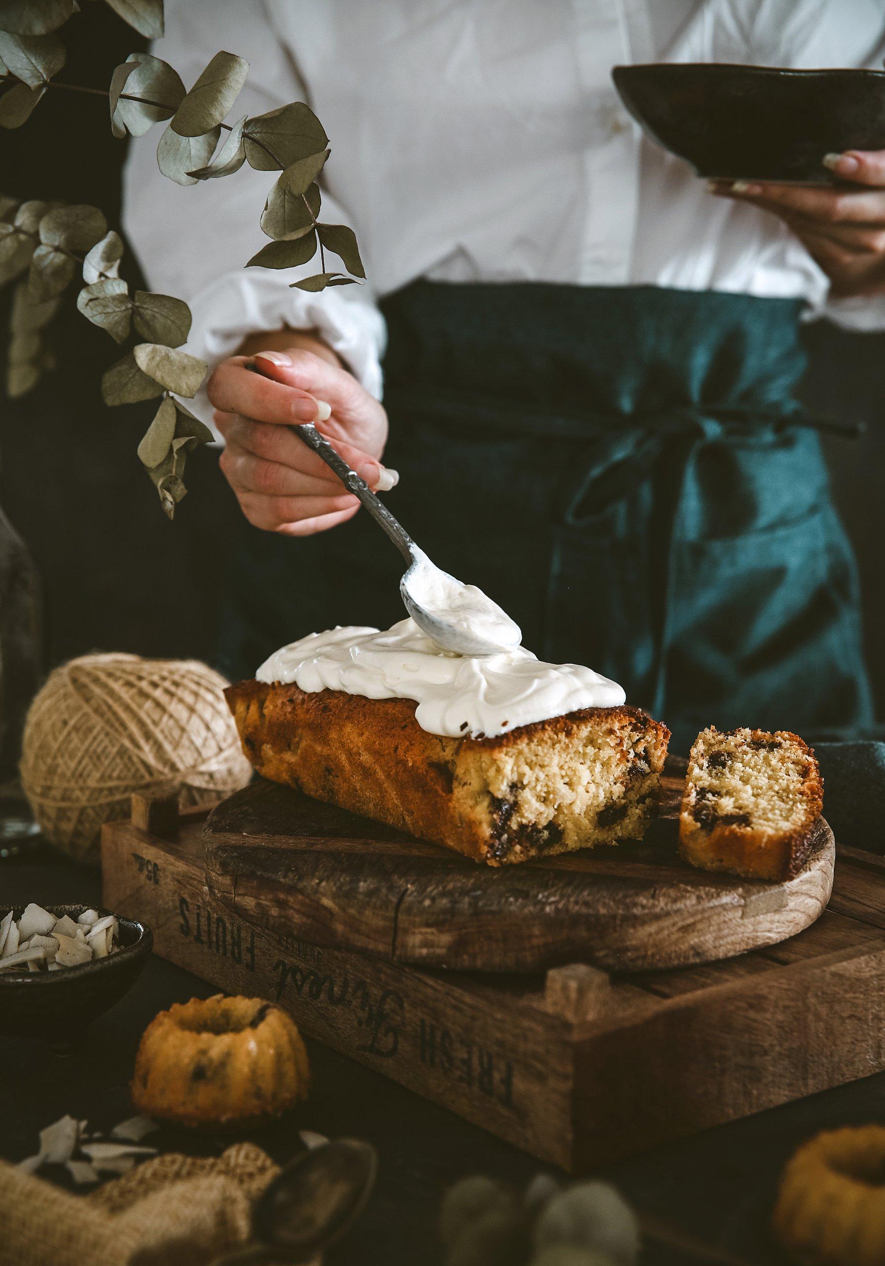 Rýchly kokosový koláč