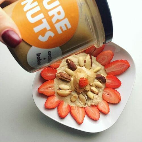 Dobrota z arašidovo-kokosového masla Pure Nuts 3
