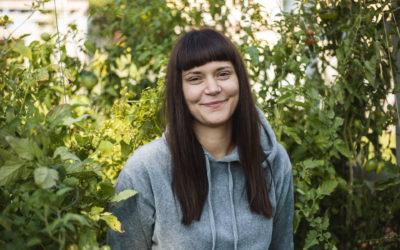 Michala Hrnčiarová: Keďuž rajčiny, tak aj papriky abaklažán čitekvica