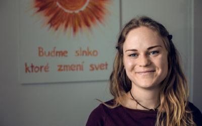 Soňa Palovičová: Bežala dokopca ajej život išiel dolu vodou. Teraz sa dotýka hviezd.